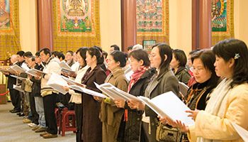 Macang Monastery Buddhism Event Highlights in 2009
