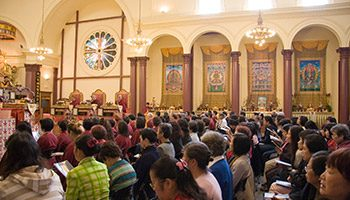Macang Monastery Buddhism Event Highlights in 2010