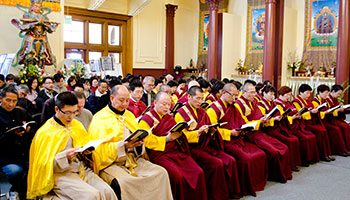 Macang Monastery Buddhism Event Highlights in 2012