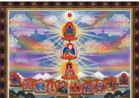 DORJE CHANG BUDDHALINEAGE REFUGE TREE