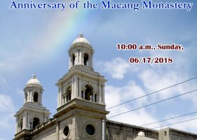 Dharma Assembly for the Tenth Anniversary of the Macang Monastery